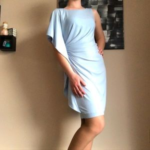 Calvin Klein Draped Dress